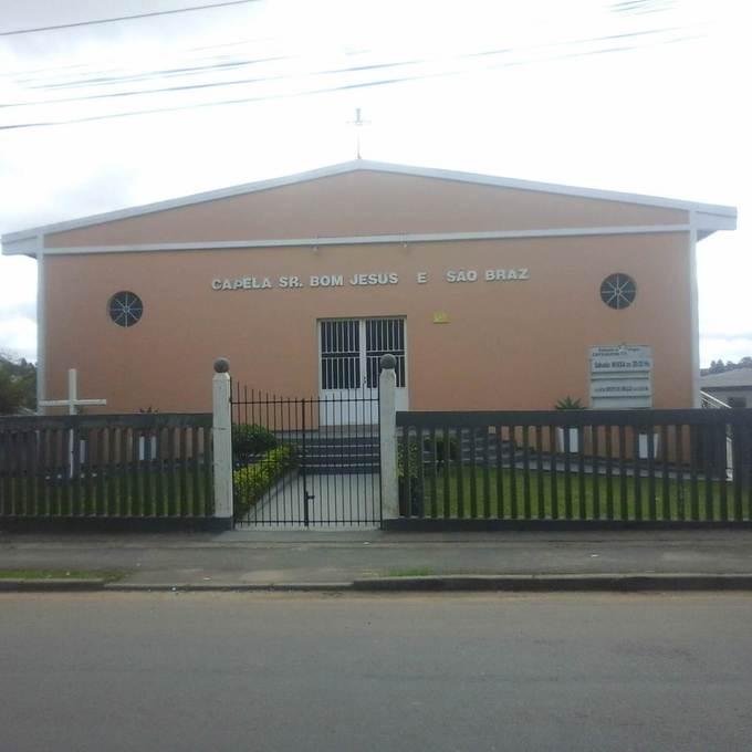 Capela Senhor Bom Jesus São Braz