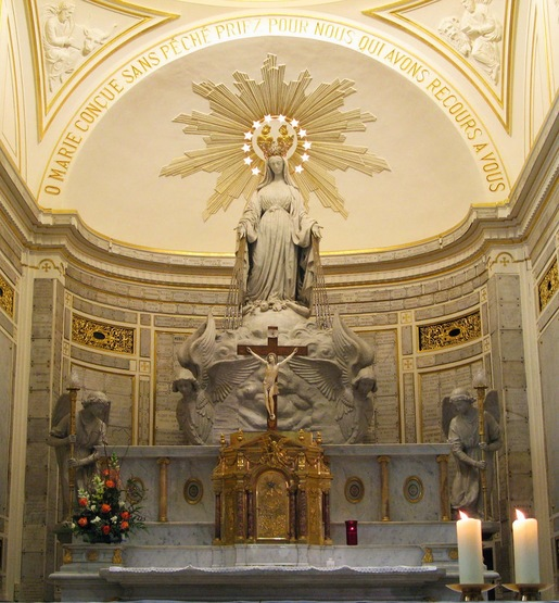 Segunda Aparição de Nossa Senhora das Graças 27 de Novembro de 1830