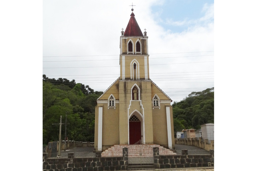Capela Santo Antônio e Santa Luzia