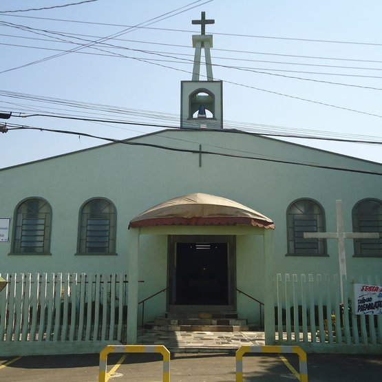 Capela Nossa Senhora Aparecida e São João Batista Vila Formosa - Almirante Tamandaré PR