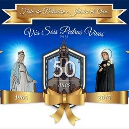 Festa da Padroeira e Jubileu de Ouro da Paróquia 20 a 29 de Novembro de 2015