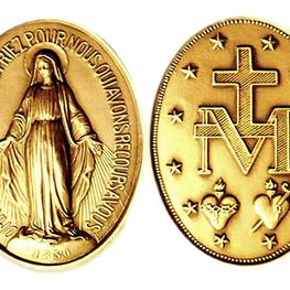 Significados da Medalha Milagrosa