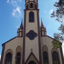 História Paróquia de Nossa Senhora das Graças e Santa Gemma Galgani