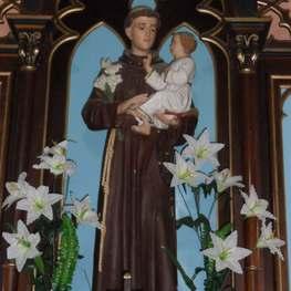 Capela Santo Antônio e Santa Luzia  Colônia Prado - Alm. Tamandaré PR