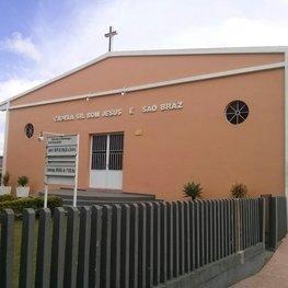 Capela Senhor Bom Jesus e São Braz Vila Leonice - Curitiba / PR